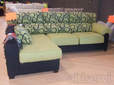 Ofertas de sofas en valencia promociones citiservi for Sofas valencia ofertas