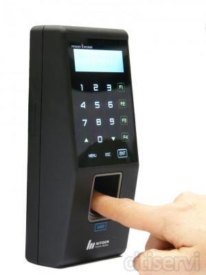 Control de Acceso y Presencia Biométrico Nitgen Fingkey Access