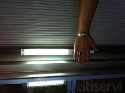 Stego pone a su disposición  La Luminaria LED serie 025, se trata de una linterna con LEDS de absorción máxima de 5w, luminosidad de 290 Lm a 120° (870 Lm a 360° o intensidad luz de 75 W) con un ángulo de radiación de 120º.