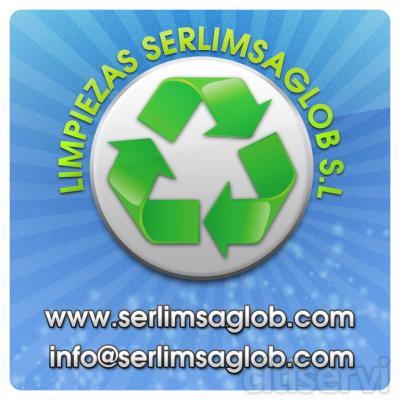 Serlimsa Glob  ofrece sus servicios de limpiezas y mantenimientos  con 15% de descuento en su presupuesto  de nuestros servicios