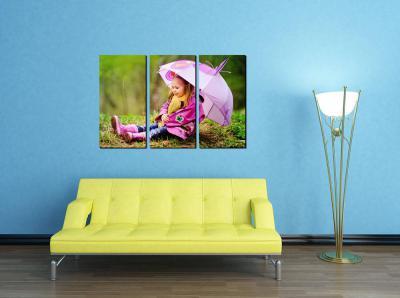 Decorizate se especializa en la venta de cuadros, lienzos, vinilos, trípticos y fotomurales para decorar el hogar o la oficina. Podrás escoger cientos de imágenes o personalizar el producto con las tuyas. Codigo valido para Cuadros de lienzo y Multi-3.