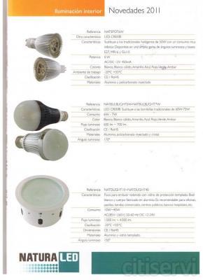 _ILUMINACION DE LAMPARAS LED,PARA DECORACION,Y AHORRO ENERGETICO DE INTERIOR,EXTERIOR,INDUSTRIAL Y ALUMBRADO PUBLICO