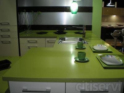 Encimeras de cocina con clase a bajo precio marmoles y for Ofertas encimeras cocina