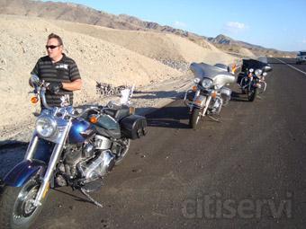 Viaje en Moto por la Ruta66