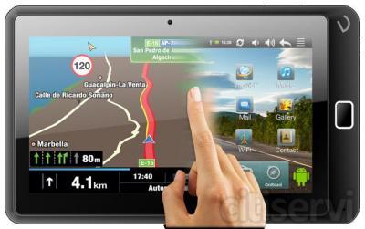Si traes tu vehículo a nuestro taller participaras en el sorteo de un Tablet+Gps de la marca Vexia, y si nos sigues en redes sociales participas doble.