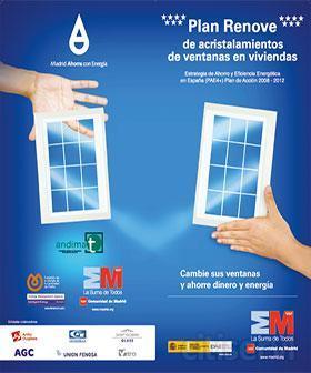 PLAN RENOVE DE VENTANAS DE LA COMUNIDAD DE MADRID 2010-2011