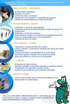 Gracias a Guadalquivir Fincas podra estar seguro de que su comunidad esta administradas por Profesionales muy cualificados y con gran experiencia en el sector. Nuestra TRANSPARENCIA, SERIEDAD Y RIGUROSIDAD nos avala.