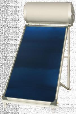 Equipo compacto termosifón 150L para Agua Caliente Sanitaria