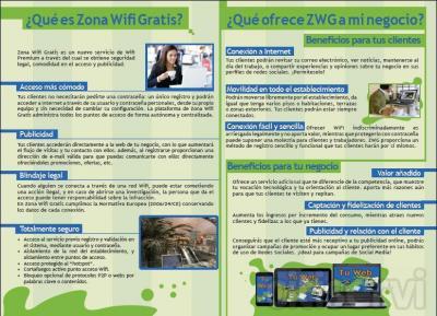 Si tu negocio es un local publico como un Bar, Cafeteria,Pub. Hotel, etc adaptate a los nuevos clientes de la sociedad conectada y ofreceles el servicio de Zona Wifi Gratis.
