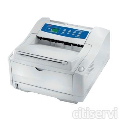 Marca: Oki Tipo de Impresora: LED Ancho del Papel: A4 (30 cm) Postscript: Sí Impresiones en Blanco y Negro (por Minuto): 22 ppm Printer Command Language (PCL): Sí Fuente de Energía: Red Número de Colores (Incluido Negro): 1 Color/Blanco y negr