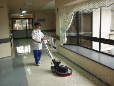 Mantenimiento de limpieza Comunidad de vecinos