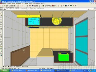 total muebles formica a elegir segun diseño en dibujo adjunto 1900 euros  (incluye encimeras, tiradores, instalación)