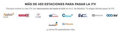 Compra tu cita ITV para tu coche o moto con descuentos de hasta el 40% en Madrid. Elige tu taller más cercano y disfruta del descuento.