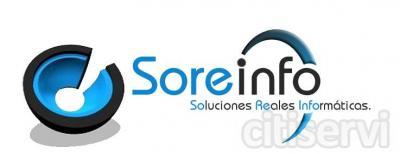 Hoy en día existen decenas de empresas, que ofrecen planes hosting en Internet, pero SOREINFO, ofrece un valor añadido en todos los planes hosting.  Habitualmente, al dirigirse a grandes empresas de alojamientos web, nos encontramos con un problema pa