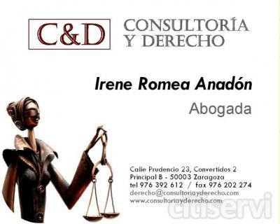 Primera consulta gratuita y 20% honorarios, previa petición de cita.