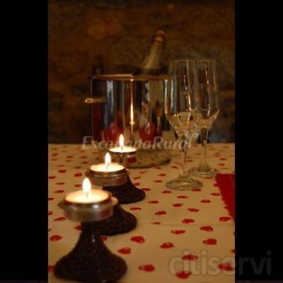 Escapadas romanticas inolvidables casa rural el vasar - Sorpresas romanticas en casa ...