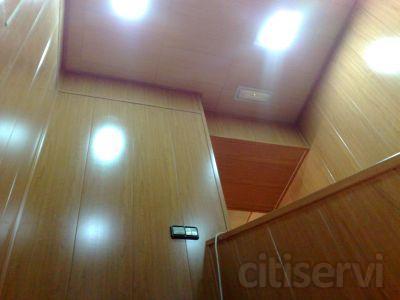 techos y revestimientos de madera