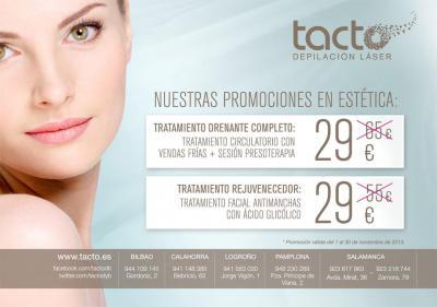 Promoción válida hasta el 30 de Noviembre de 2013