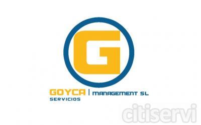10% de descuento sobre todos los presupuestos confirmados en todos los servicios de Goyca Management S.L.