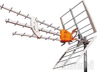 Adapta tu antena a los nuevos canales de la TDT y a la proxima resintonización.