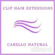 Disponemos de extensiones de clip de pelo 100% natural. En cortina, con clips, adhesivas y todo lo necesario para la colocación y el cuidado de tus extensiones. Visitanos en: http://www.extensionesdeclip.com