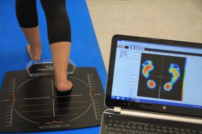 La oferta incluye el estudio biomecánico del paciente con la correspondiente exploración GRATIS