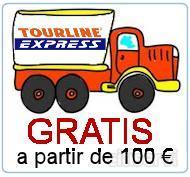 Por cualquier pedido superior a 100 €, envios gratis a cualquier destino de España peninsular. Independientemente del tamaño del paquete.