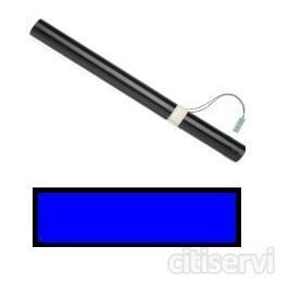 Cañón Lanzador Eléctrico Azul Marino Metalizado 76cm