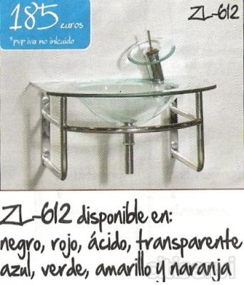Lavabo+soporte 185€