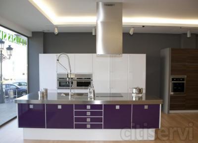 Liquidacion de exposicion cocinas elite a coru a citiservi for Exposicion de muebles de cocina