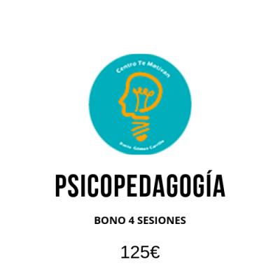 Bono descuento en psicopedagogía. Pregúntenos por las condiciones de uso.