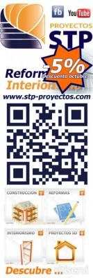 Descubre... En STP PROYECTOS este mes de Octubre aplicamos un 5% de descuento en todos nuestros servicios. No esperes más y déjate asesorar por nuestros profesionales. www.stp-proyectos.com