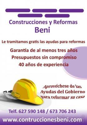 Te solicitamos ayudas y financiación para tu reforma o negocio