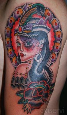 Oferta en Tatuajes de un 20% de descuento presentando el cupón, tattoos a partir de 40 euros!!!! consulta presupuesto. Saludos.