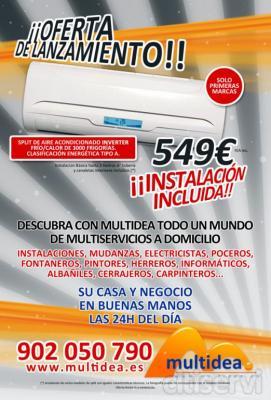 Oferta de Lanzamiento Multidea.es