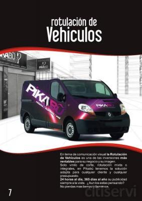 50 € Descuento - Rotulacion de Vehiculos!!