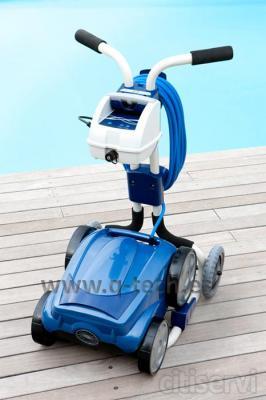 Vortex 3  - Robot Limpiafondos Eléctrico