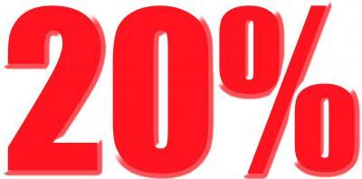 Con este cupón obtendrá el 20% de descuento en las 4 primeras sesiones