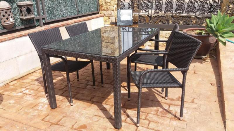 Ofertas de muebles jardin promociones citiservi for Ofertas mesas jardin