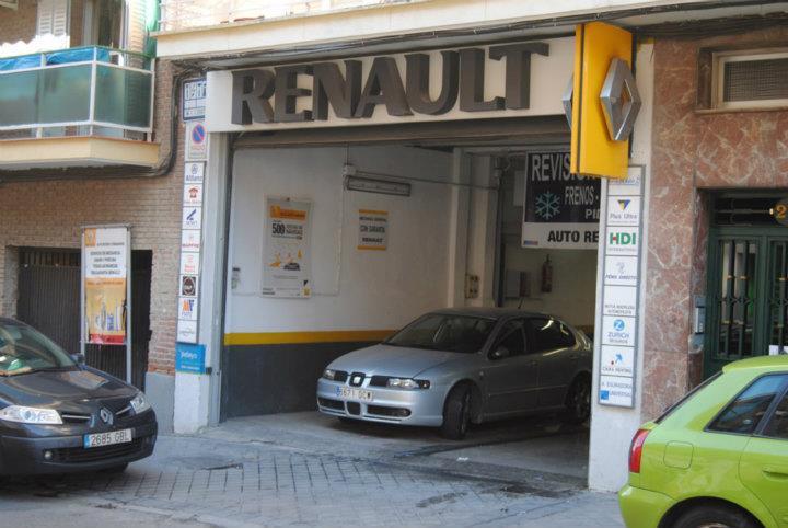 Auto Retiro Fernández