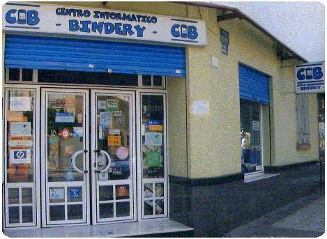 Centro Informático Bindery