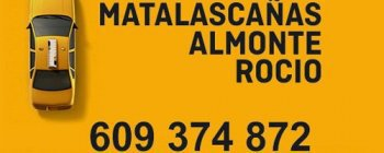 Taxi Matalascañas