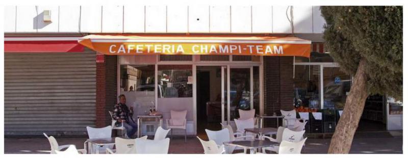 Cafetería Champi-Team