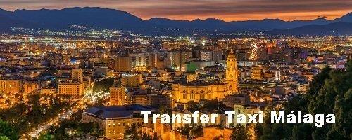 Transfer Taxi Málaga
