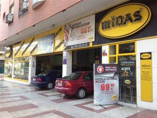 Taller Midas Málaga - Bailén