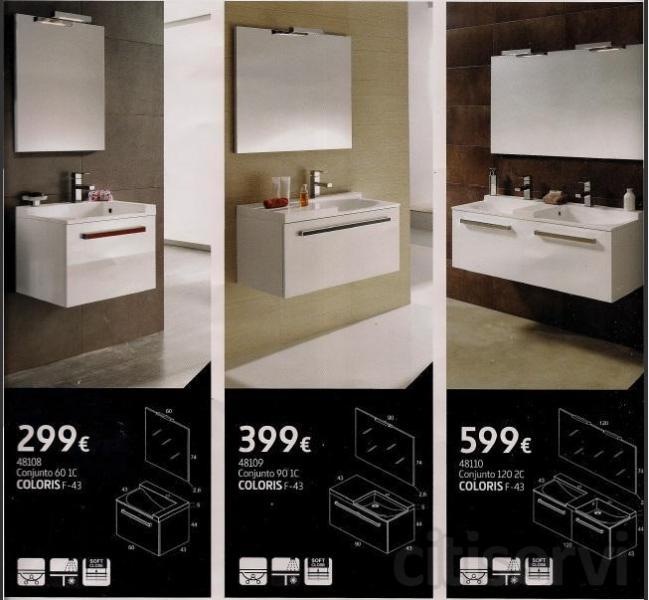 Comprar Muebles de baño desde 149€ + IVA, Cocina Urreta, Bilbao a través de c...