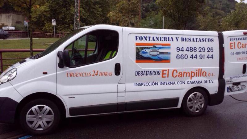 Fontanería y Desatascos El Campillo