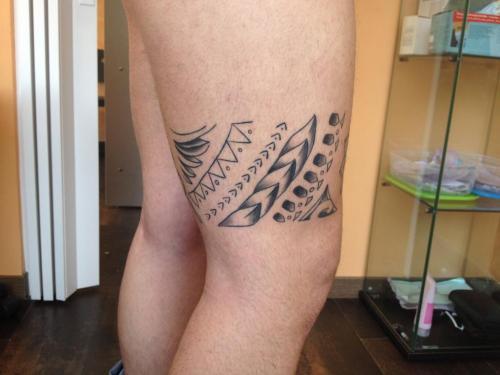 Tatuajes Maori guadalajara