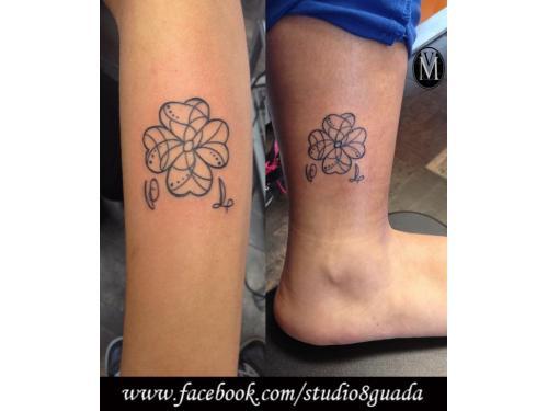 Tatuajes treboles