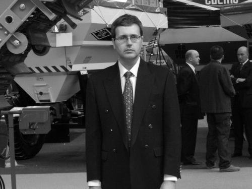 Antonio Escolano Gil, gerente de Monosembradora